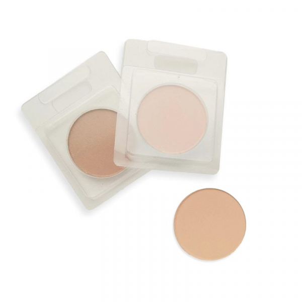 Tester compacte minerale foundation
