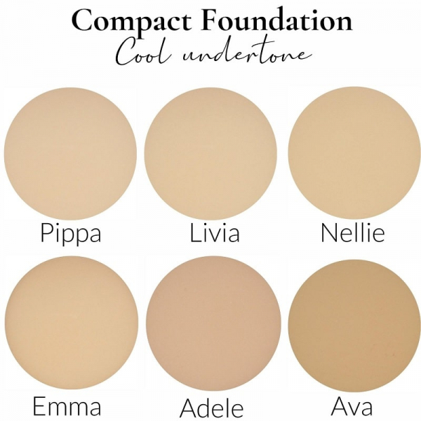 Tester 2 in 1 compacte minerale foundation